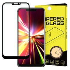 MG Full Glue Super Tough zaščitno steklo za Huawei Mate 30 Lite, črna