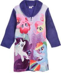 Sun City Dětský župan My Little Pony coral fleece fialový Velikost: 98 (3 roky)
