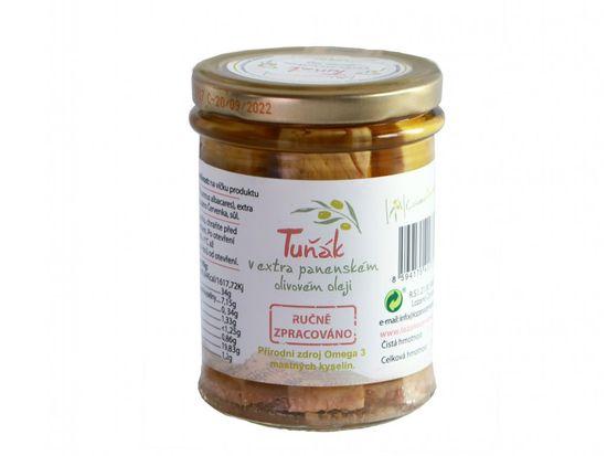 Lozano Červenka Tuňák v olivovém oleji 200g
