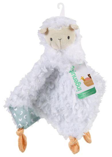 Ingenuity Dečka mazlící s hlavou Sheppy ovečka 0m+