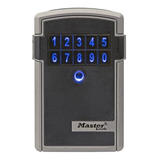 MasterLock 5441EURD Bezpečnostní schránka Bluetooth