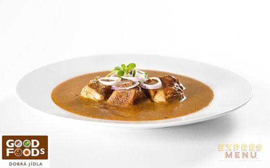 Expres Menu Vepřový guláš 300g (1 porce)