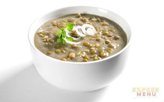 Expres Menu Čočková polévka 600g (2 porce)