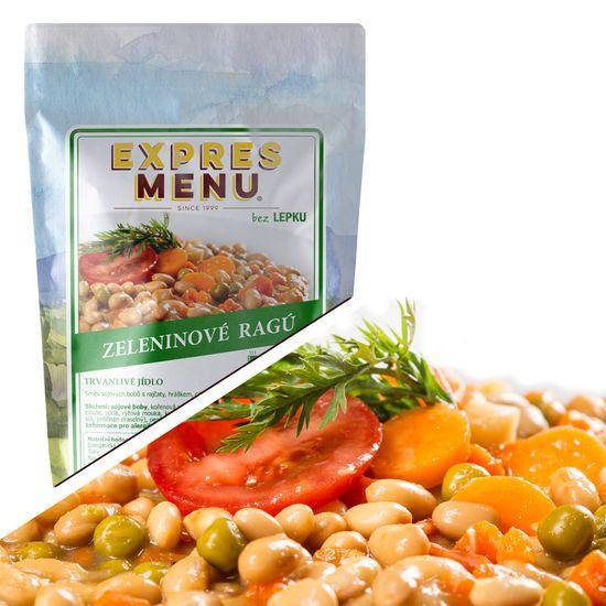 Expres Menu Zeleninové ragů 300g (1 porce)