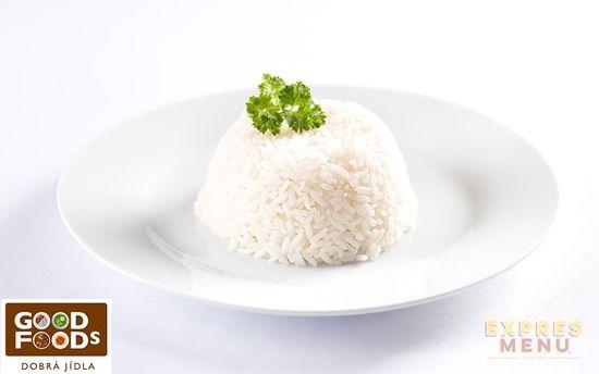 Expres Menu Dušená rýže 400g (2 porce)