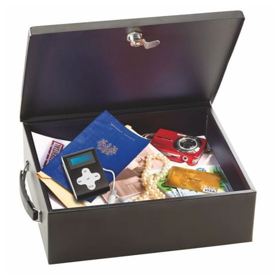 MasterLock 7149EURD Víceúčelový velký uzamykatelný box