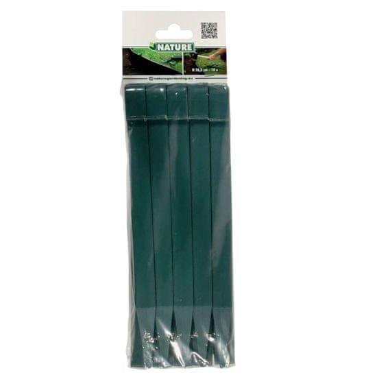 shumee Nature Kotviace kolíky 10 ks zelené