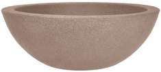Lienbacher žardinka CAPRI Ø 52 cm, taupe