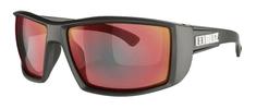 Bliz szemüveg Drift - Matt Black-Smoke w Red Multi-54001-14