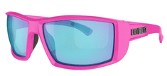 Bliz športna očala Drift - Matt Pink-Smoke w Blue Multi-54001-43