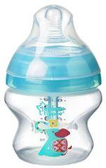 Tommee Tippee kojenecká láhev C2N ANTI-COLIC potisk 150 ml 0 m+