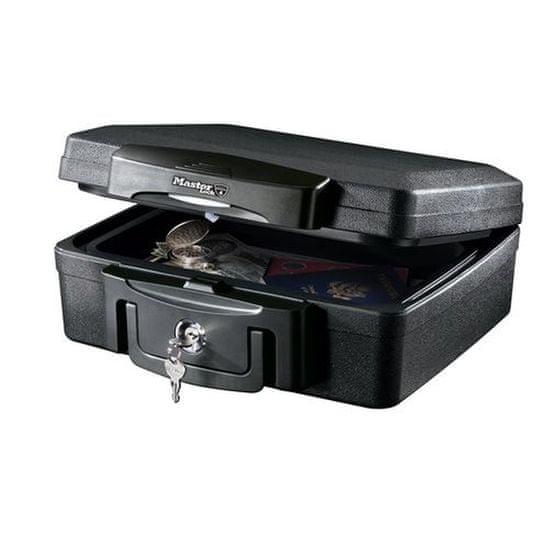 MasterLock Bezpečnostní kufr H0100EURHRO odolný ohni a vodě