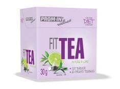 Prom-IN Fit Tea Spalovač tuků limetka 30g