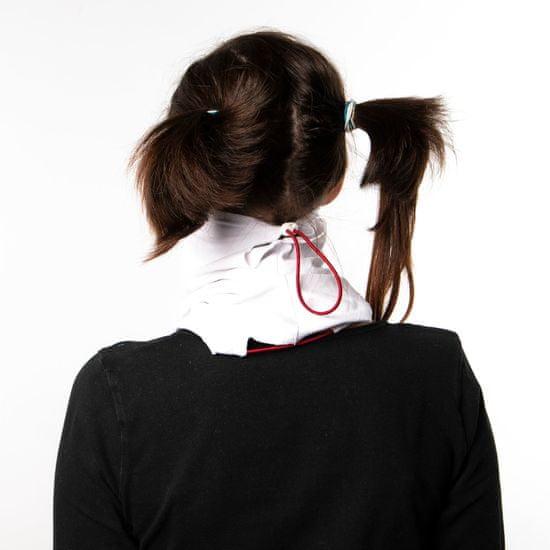 Revenium Betelný antivirový šátek s nano membránou - bílý - pro děti i dospělé