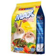 Kiki MAX Menu Rabbit 5kg krmivo pro králíky