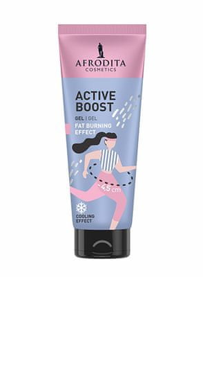 Kozmetika Afrodita Active Boost gel, hladilni