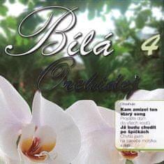 Bílá Orchidej 4 - CD