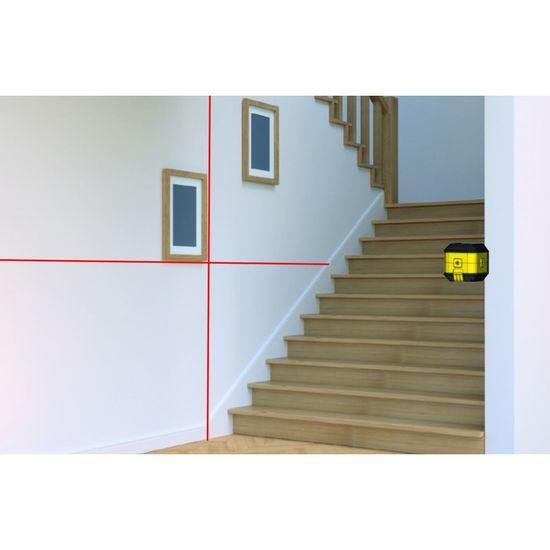 Stanley CUBIX STHT77498-1 križni laser