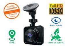 Navitel R300 auto kamera, GPS