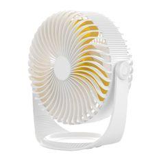 Orico WT-S1 mini stolni ventilator, USB, bijeli