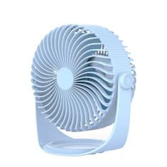 Orico WT-S1 mini namizni ventilator, USB, moder