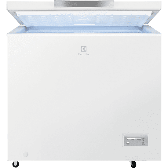 Electrolux truhlicový mrazák LCB3LF20W0 + 5 let záruka na motor