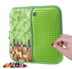 Pixie Crew Kreatívne XL puzdro na drobnosti, zelené