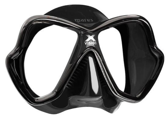 Mares Maska X-Vision černá