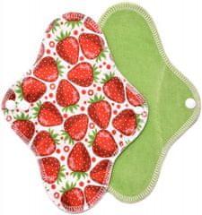T-tomi tkaninski vložek DAY, strawberries