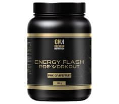 Chevron Nutrition Energy Flash preworkout, růžový grep