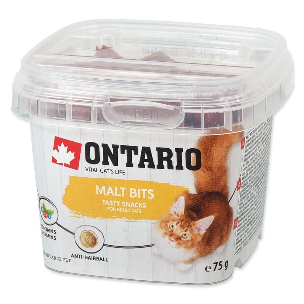Ontario Snack Malt Bits 6x75 g