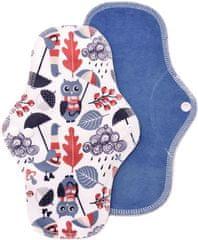 T-tomi tkaninski vložek NIGHT, owls