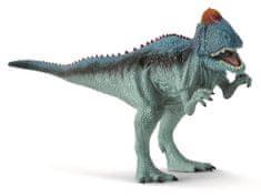 Schleich Prehistorické zvieratko - Cryolophosaurus s pohyblivou čeľusťou 15020
