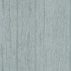Caselio Vliesová tapeta Caselio 69676061 z kolekce MATERIAL, barva modrá 0,53 x 10,05 m 69676061