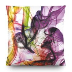 AG design Dekorativní polštářek CN3601 Abstract 45 x 45 cm