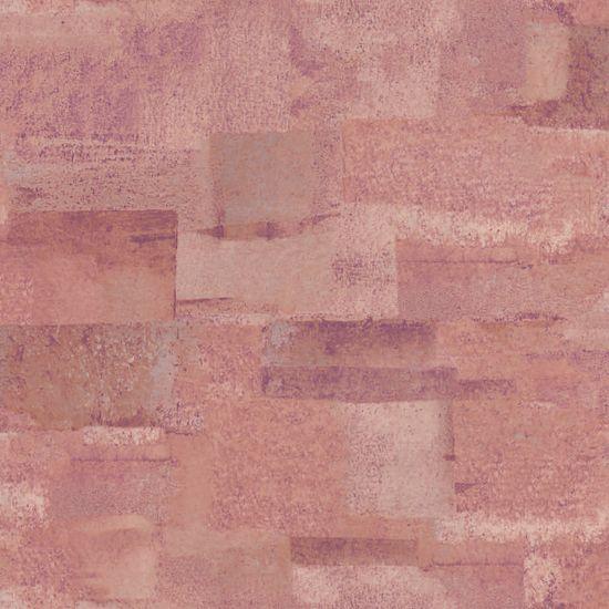 Caselio Vliesová tapeta Caselio 69664040 z kolekce MATERIAL, barva růžová 0,53 x 10,05 m 69664040