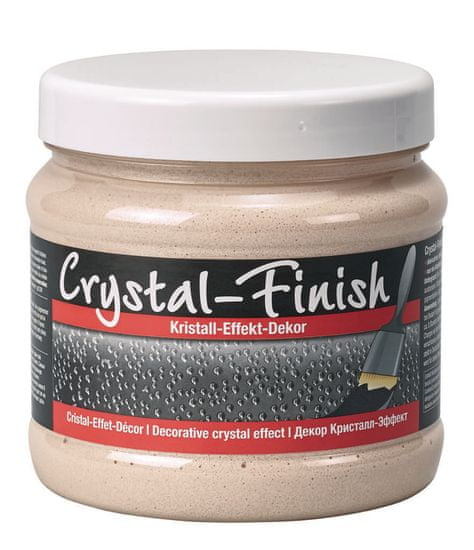 Pufas Dekorativní nátěr Crystal finish Creme 750 ml