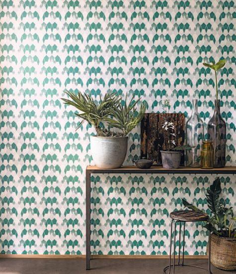 Caselio Vliesová tapeta Caselio 100017707, kolekce Jungle