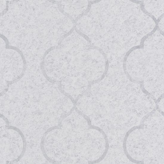 Caselio Vliesová tapeta Caselio 69650000 z kolekce MATERIAL, barva bílá 0,53 x 10,05 m 69650000