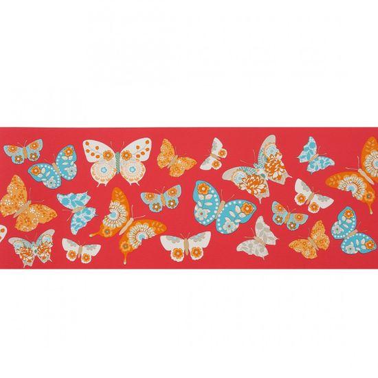 Caselio Papírová bordura Caselio 61985066, kolekce GIRLS ONLY, materiál papír, styl moderní, dětský 17 x 500 cm 61985066