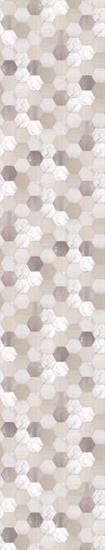 Caselio Designový panel ve vlies provedení na zeď Caselio 100711000, kolekce BISTROT D´ALICE 50 x 280 cm