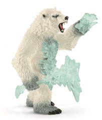 Schleich figurka - niedźwiedź lodowy 42510
