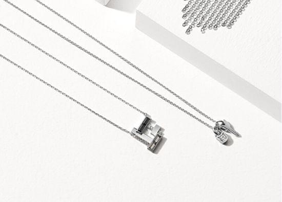 Karl Lagerfeld Náhrdelník Lock & Key 5512231
