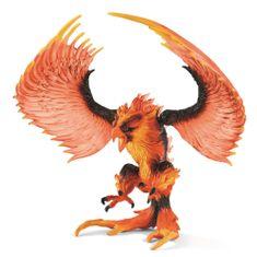 Schleich Ohnivý drak 42511