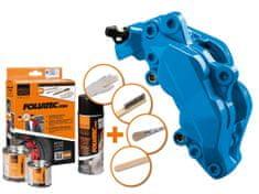Foliatec dvousložková barva na brzdy modrá GT (GT-blue)