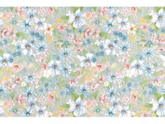 d-c-fix Samolepicí fólie d-c-fix květiny 200-2403, ozdobné vzory šířka: 45 cm