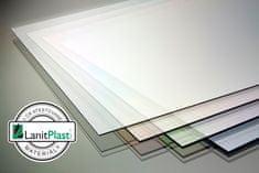 LanitPlast PETG 2UV FSX 2 mm čirý 1,025x1,525 m
