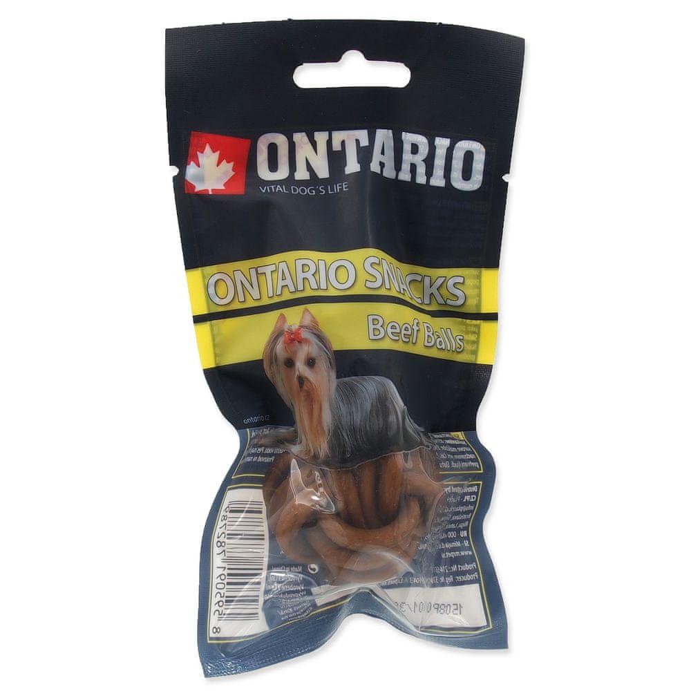 Ontario RH Snack Ball 3,75 cm 6x2 pcs