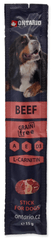 Ontario Stick for dogs beef 20x15 g, Expirace 05/2021