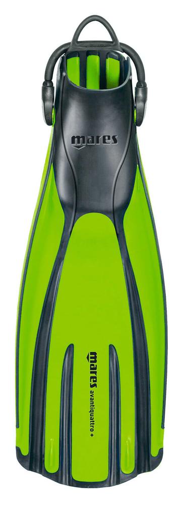 Mares Ploutve QUATTRO+ lime
